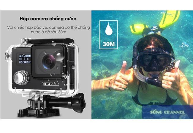camera hành động SC-1 có khả năng chống nước
