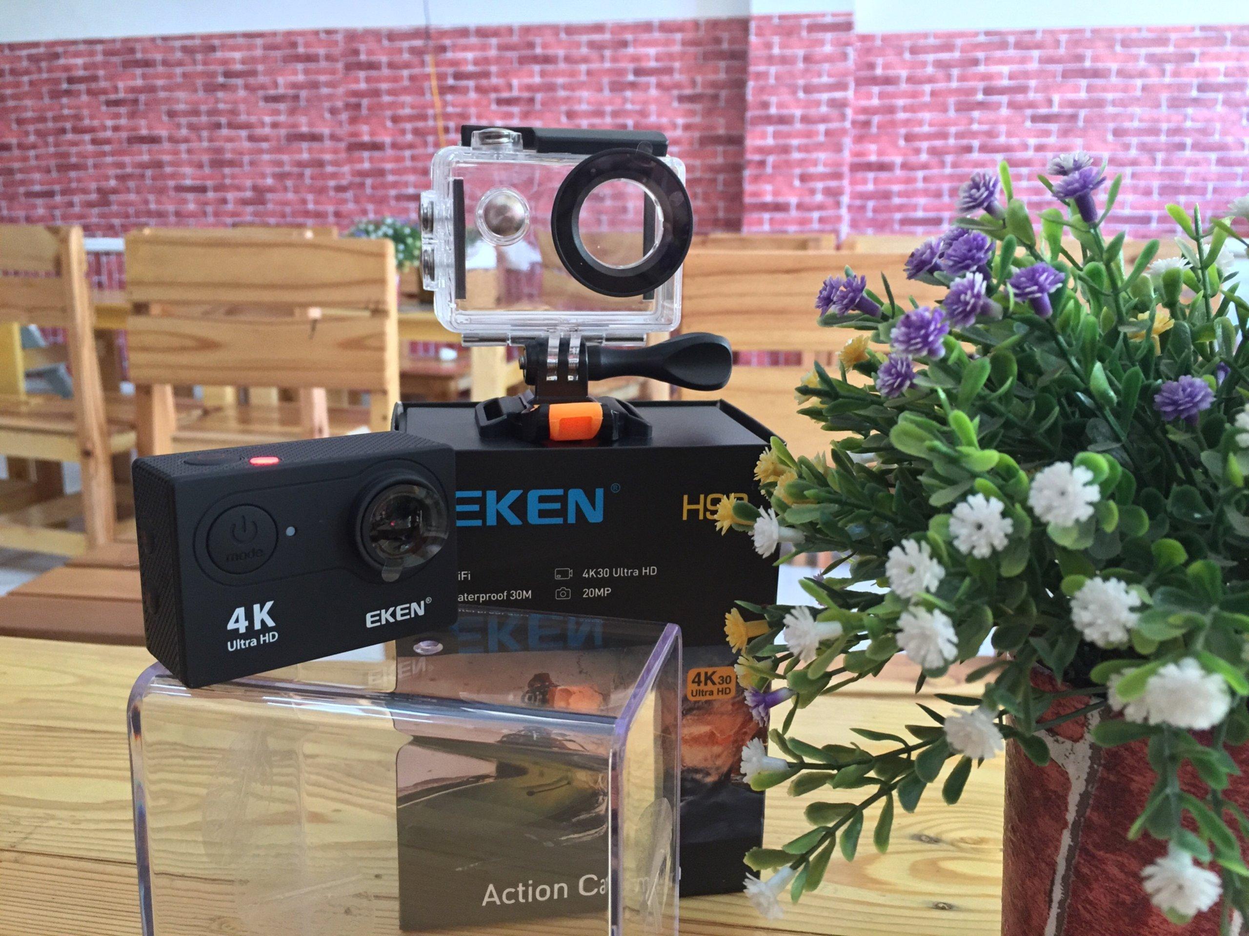 Camera Eken H9R- V7.0 Full box