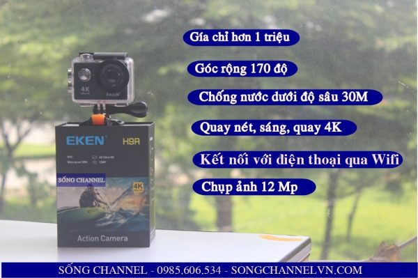 Camera Eken H9R