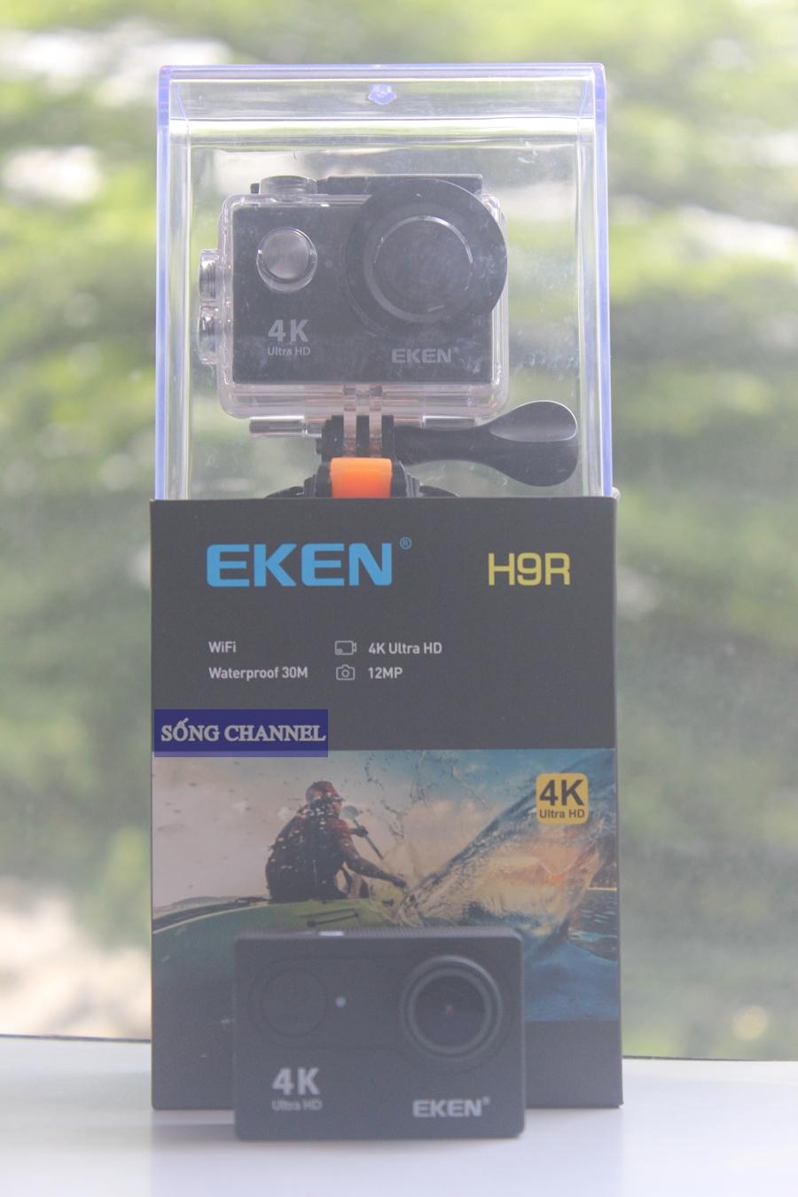 EKEN H9R FULL BOX