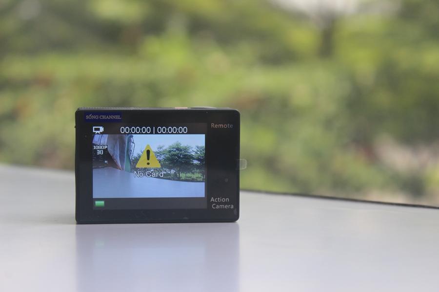 eken h9r-màn hình 2 inch