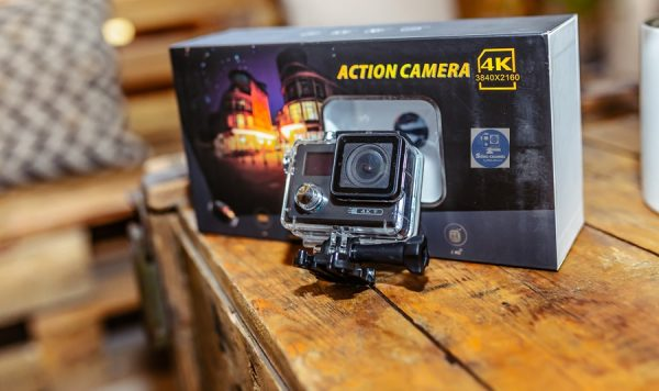 Camera SC-1 có chống rung Gyro