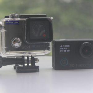 camera SC-1, chống rung Gyro