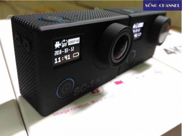 camera hành trình xe máy SC-1