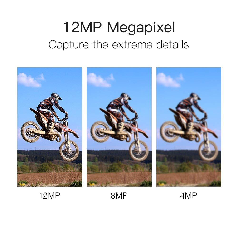 Chụp ảnh 12MP