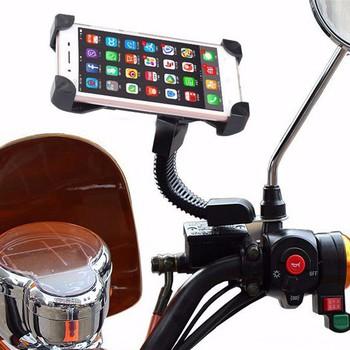 giá đỡ điện thoại gắn trên xe máy
