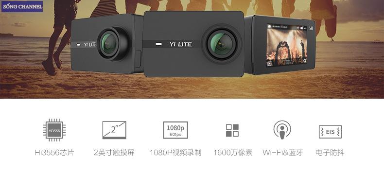 Camera Xiaomi Yi Lite