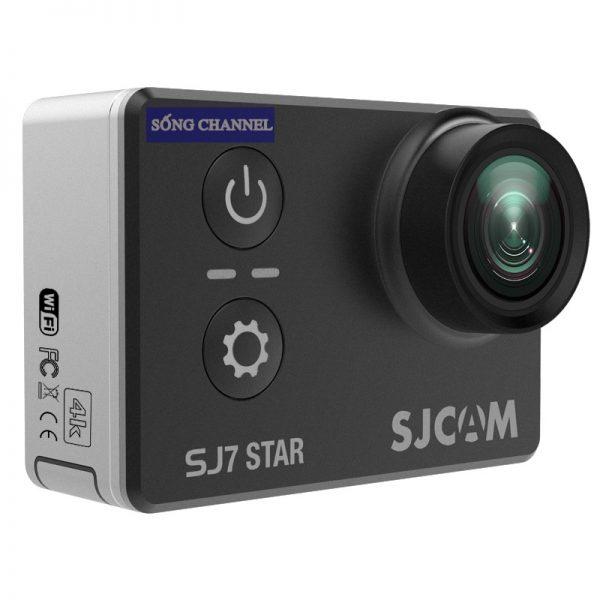 sjcam sj7 star- Black
