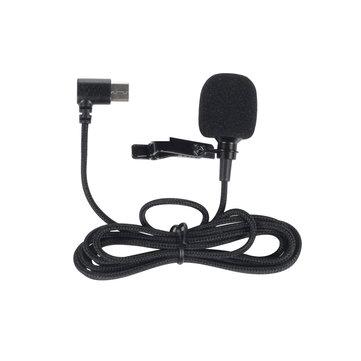 Sj8 Pro hỗ trợ mic thu âm ngoài