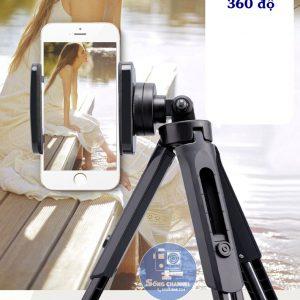 Tripod dùng cho điện thoại, camera, máy ảnh