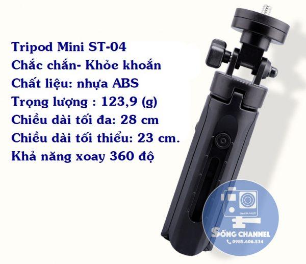Tripod Mini ST-04