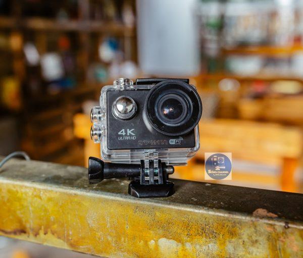 Camera SC-M100- Hỗ Trợ Gắn Míc Rời