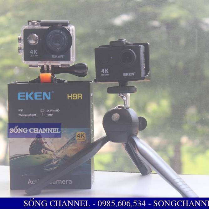 camera eken h9r phân biệt hàng thật, hàng nhái