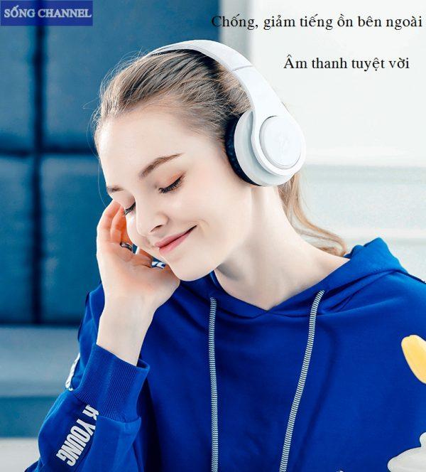 Tai nghe Bluetooth- Phù thủy âm nhạc