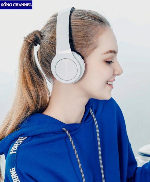 Bạn là một người yêu âm nhạc, và tai nghe B3- LESIRI sẽ giúp bạn