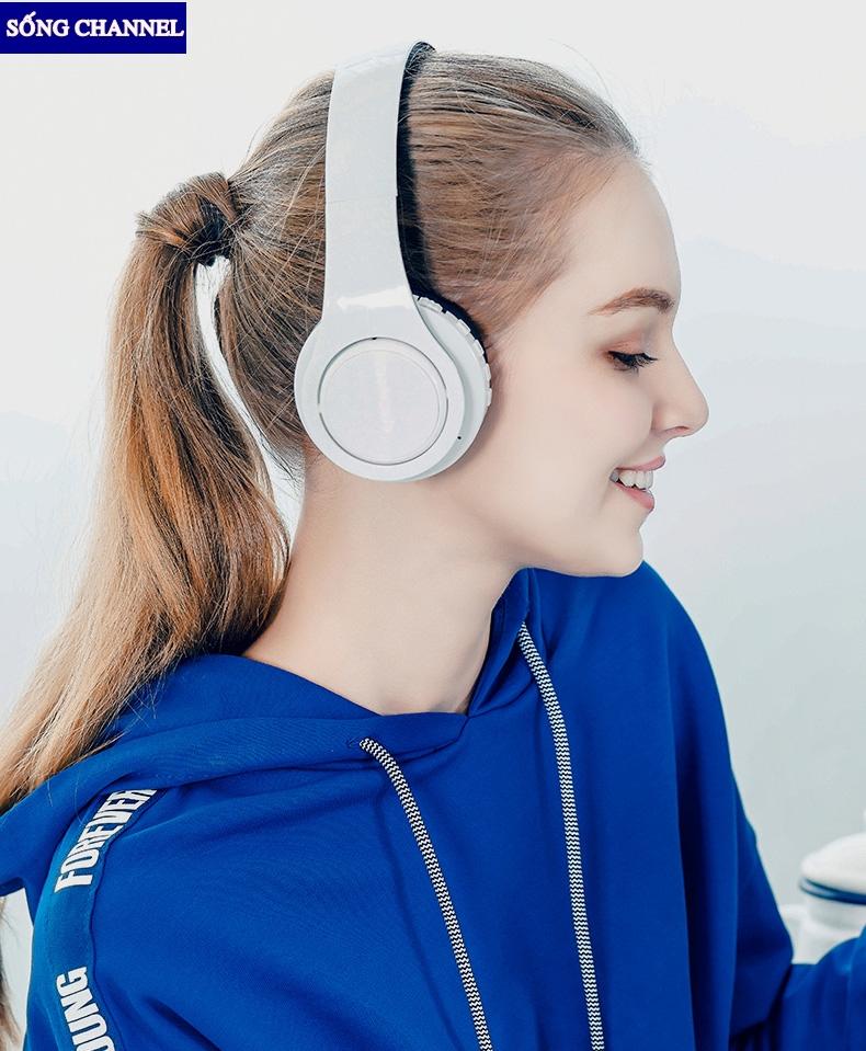 Bạn là một người yêu âm nhạc, và tai nghe B3-LESIRI sẽ giúp bạn