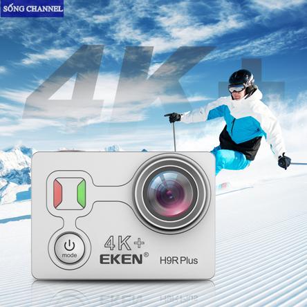 Eken H9R Plus có khả năng quay lên tới 4K