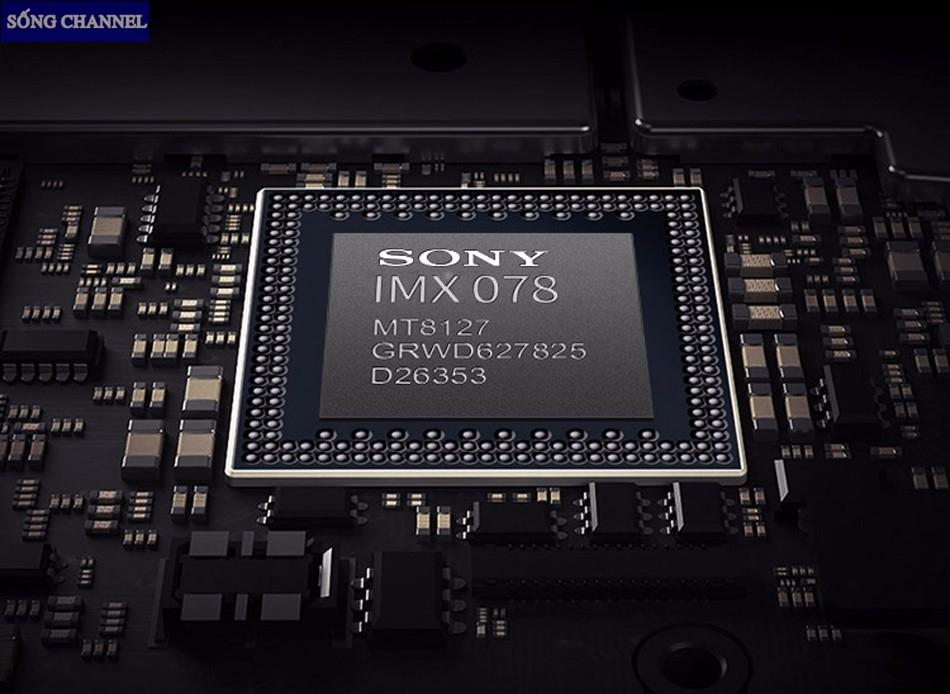 eken h5s sử dụng cảm biến Sony IMX 078 cao cấp