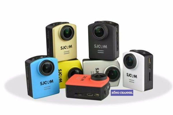 camera sjcam m20 có thiết kế nhỏ gọn