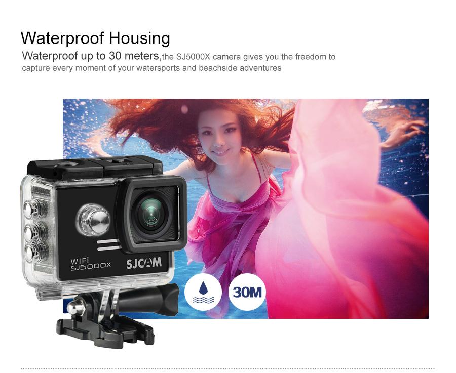 Camera SJCAM SJ5000X Elite 4K Wifi