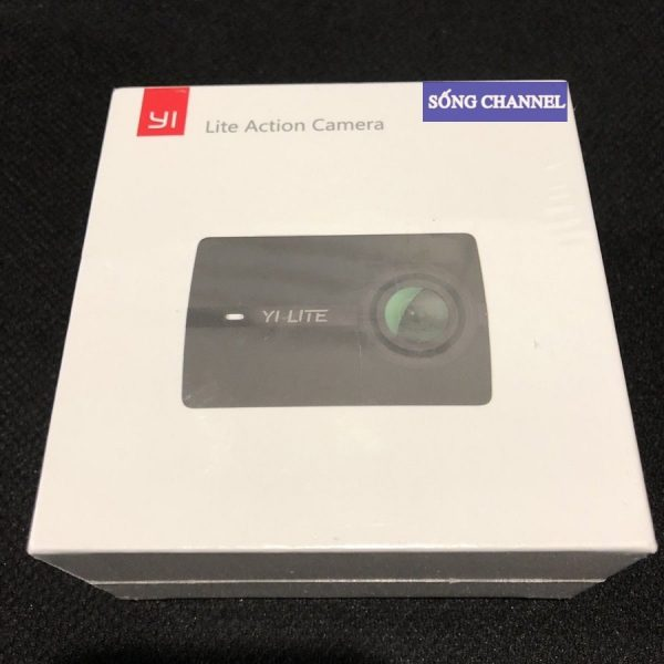 camera xiaomi Yi Lite full box