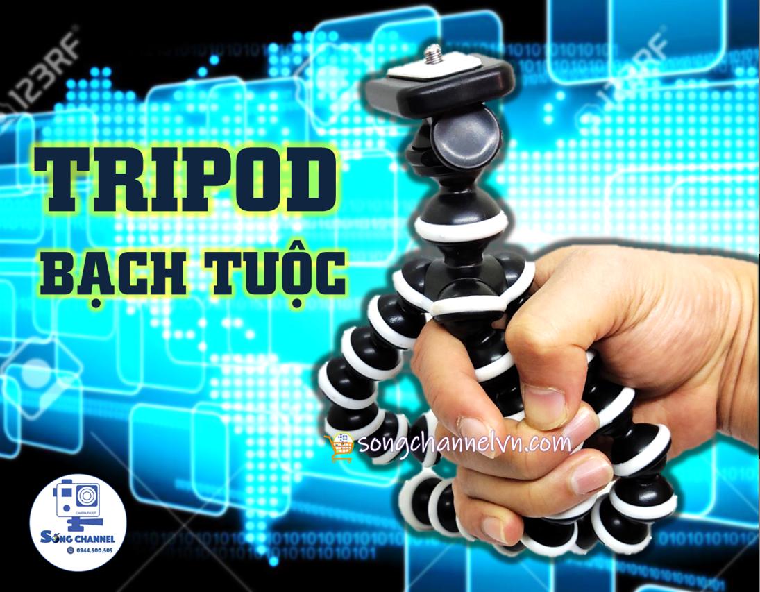 tripod bạch tuộc