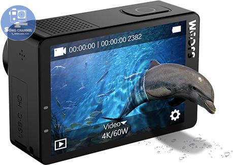 Sj8 Pro có màn hình cảm ứng