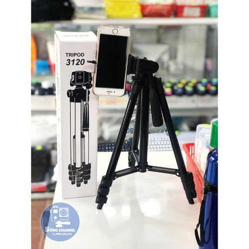Chân máy ảnh Tripod 3120