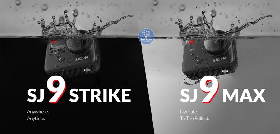 Camera SjCam Sj9 Strike