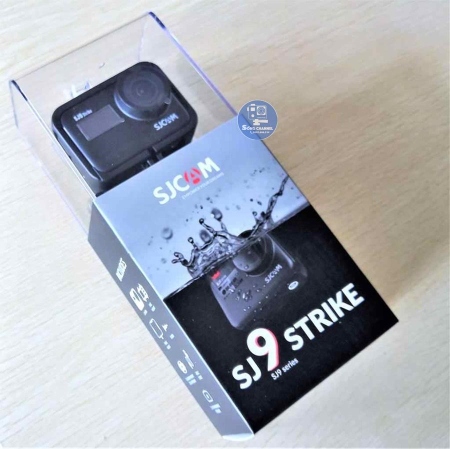 Bộ sản phẩm Camera Sjcam Sj9 Strike