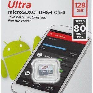 thẻ nhớ 128 gb, sandisk