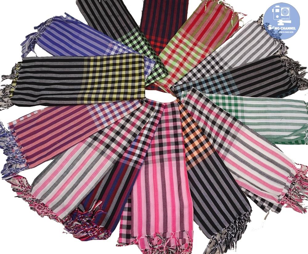 khăn rằn nam bộ đa năng