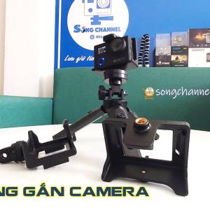 khung gắn camera hành động, hành trình