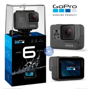 Gopro hero 6 black full box, hàng like new