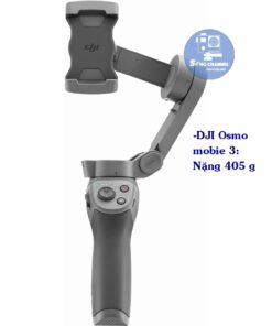 Gymbal DJI Osmo Mobile 3