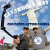 GẬY 3 KHÚC 3 WAY GOPRO