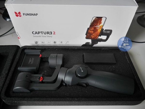 Gimbal Funsnap Capture 2 Full box
