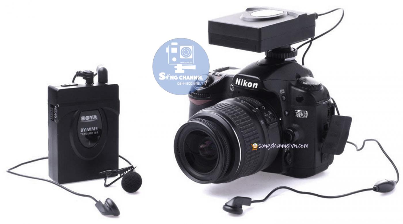 Sử dụng cho máy ảnh, máy quay phim