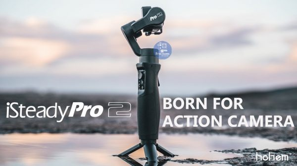 Gimbal iSteady Pro2 (Dùng Cho Action Camera)