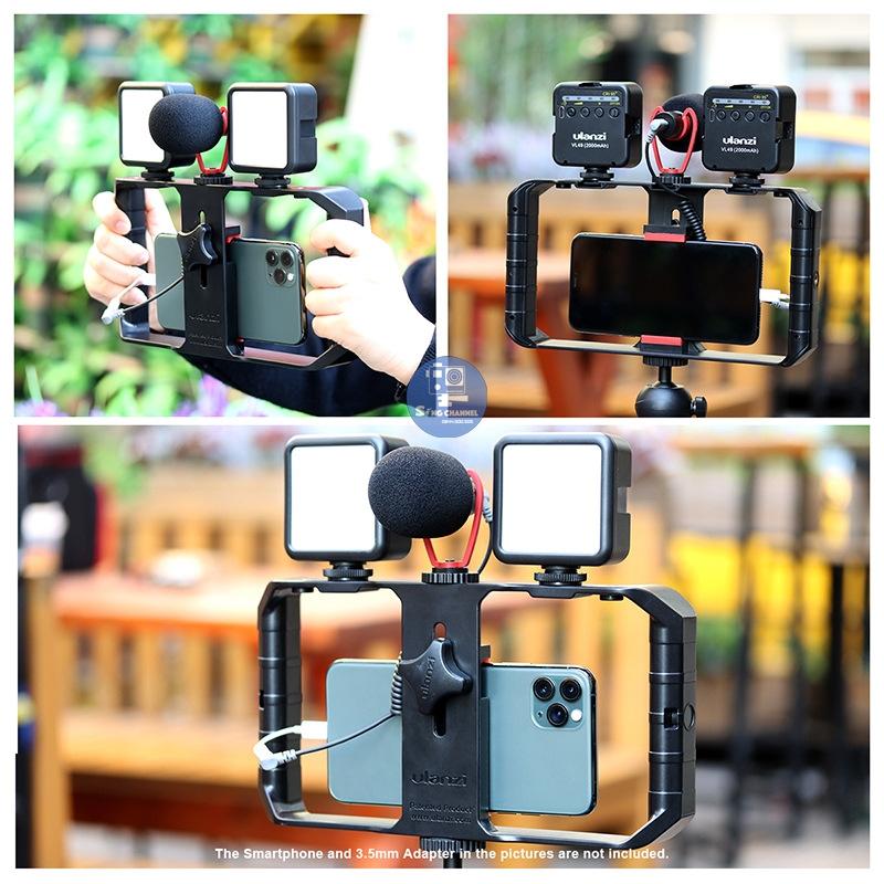 Combo quay phim bằng điện thoại SDT-03