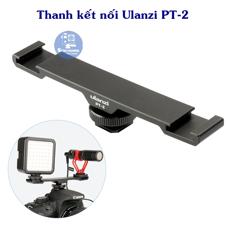 Thanh kết nối Ulanzi PT-02