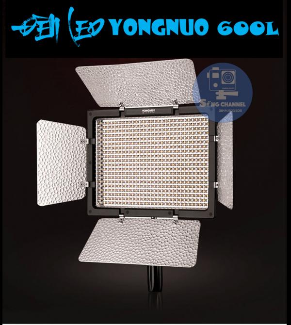 Đèn Led Yongnuo YN 600L