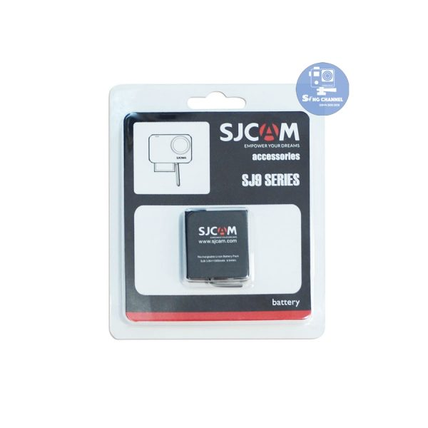 Pin SJ9 Chính hãng - SJ9 Battery for SJ9 Strike, SJ9 Max