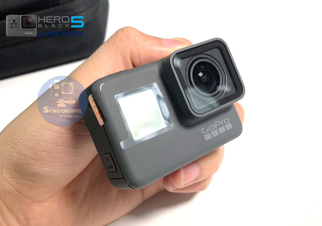 GoPro Hero 5 Black Like New