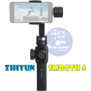 Gimbal Zhiyun Smooth 4 dùng cho Điện Thoại