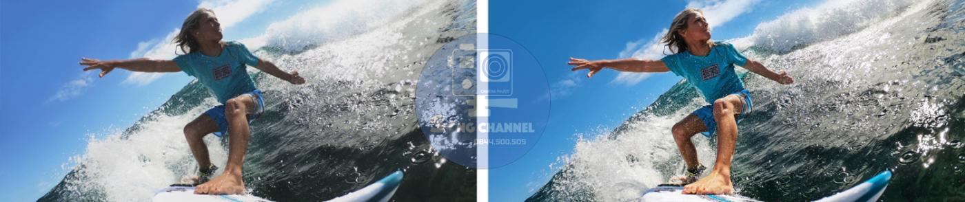 SuperPhoto + Cải thiện HDR