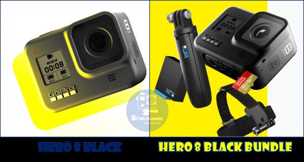 2 Tùy chọn khi mua Gopro Hero 8 Black