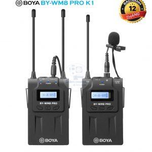 Mic không dây Boya BY-WM8 Pro K1