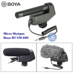 Micro shotgun boya by VM600