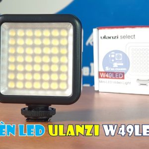 Đèn led mini Ulanzi W49LED
